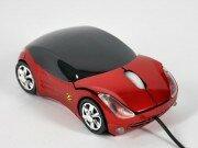 Мышка в виде машины