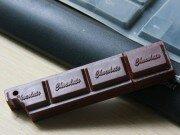 Шоколадная ручка