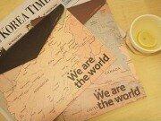 Папка для документов World