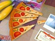 Ручка-пицца