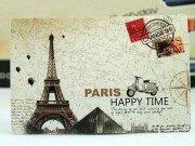 Открытка Happy time Paris