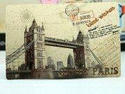Открытка Best wishes London 2